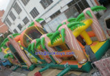 Brend New Game Toy Inflatable Obstacle with Blower (A503)