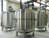 2000L Steam Heating Mixing Tank with Stirrer