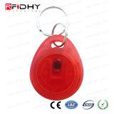 Low Cost Hykf-Ab23 ISO14443A MIFARE DESFire 4K RFID Keytag