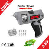 Ebic Wholesale Custom New Style Cordless Screwdriver with Best Price