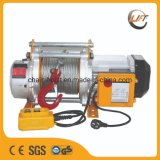 Multifunctional Wire Rope Kcd Electric Hoist Electric Motor Hoist Winch 220V 380V Mini Electric Winches Mining Winch Marine Winch Power Winches