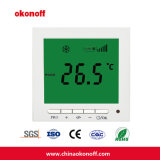 4-Pipe Fan Coil LCD Programmable Thermostat (S602BF)
