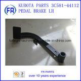 High Quality Kubota Parts 3c581-44112 Pedal Brake Lh