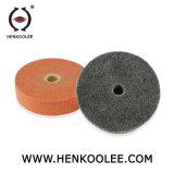 Aluminum Oxide Non Woven Polishing Wheel for Machine