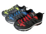 Sport Style Wearable Fabric Hiking Outdoor Safety Trekking Shoes