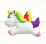 Custom PU Slow Rising Foam Unicorn Squishy Toy