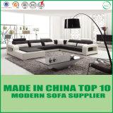 Modern Furniture Wooden Leisure Corner Sofa Set