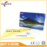 13.56MHz ISO14443 Type a Contactless RFID Card with Customized Size and Logo