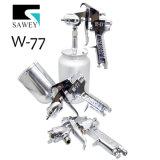 New Sawey W-77 Medium Manual Paint Spray Gun 1.2mm