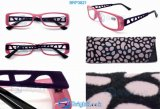 Newest Flocking Designer Eyeglasses Reading Glasses (BRP3821)