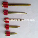 Yellow Color Painted Galvanized Drive Pin