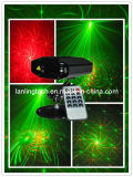 4 Gobo Remote Beautiful Effects Mini Disco Stage Laser Lighting /Christmas Lights