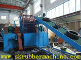 The Whole Tire Crusher/Shredder Machine/Recycling Machine
