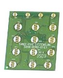 Immersion Gold Printed Circuit Board with RoHS (S-033)