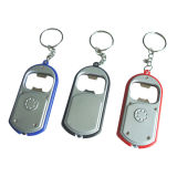 Promotional Gifts LED Torch Keylight Bottle Opener