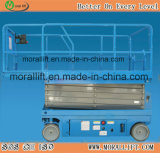 Self-Propelled Scissor Lift Table Work Platform