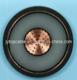 High Voltage 21/35kv Copper Conductor XLPE Insulated Power Cable