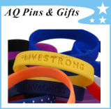 Fashion Silicone Wristbands Without Color