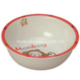 100% Melamine Dinnerware-Kid′s Rice Bowl (BG2015)