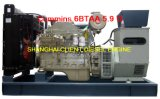 Brand New Genset Use Cummins 6btaa5.9-G Diesel Engine