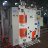 Vertical Type Fine Wire Double Layers Cable Taping Machine