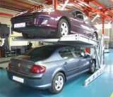 Two Post Hydraulic Tilt Car Parking Lift (PJS2D-MY202)