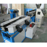 Plastic PE PP PVC Single Wall Corrugated Pipe Extrusion Line Machine (TPBG50)