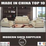 Contemporary Genuine Leather Sofa (Lz551)