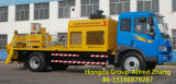 Truck-Mounted Concrete Pump-Electrical Motor Drive