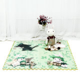 Factory Direct Sale Waterproof Tatami Play Room Floor EVA Anti Slip Colorful Mat