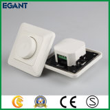Hot Sale EU Standard Glass Touch LED Dimmer Switch