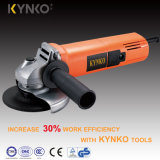 Kynko 100mm Electric Angle Grinder for Stones Grinding Cutting (KD13)