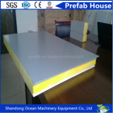 Color Steel Clean Room Sandwich Wall Panel for Pharmaceutical Foodstuff Use