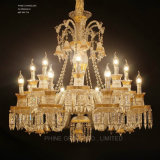 Top Quality Indoor Fixture Crystal Chandelier with UL Approved