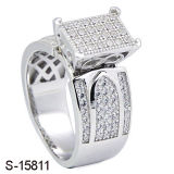 High Quality 925 Sterling Silver Ring Factory Hotsale