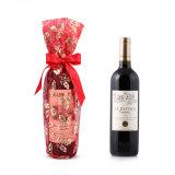 Printed Bottle Wine Gift Bags Organza Bags