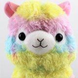 35cm Rainbow Vicugna Plush Toys