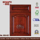 2017 Modern Mahogany Kitchen Cabinet Door (GSP5-027)