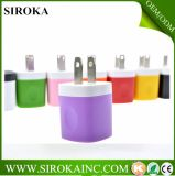 High Quality Us Plug Single USB Wall Charger 1A Output for iPhone iPad