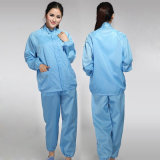 with High Quality ESD Anti-Static Cleanroom Garments