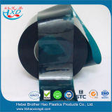 Flexible Smooth Dark Green Customized PVC Plastic Welding Screen Strip Curtain