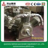 KS150 52.5CFM 8bar 15HP piston industrial Compressor Head
