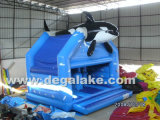 Inflatable Whale Bouncy House, Bouncy Castle, Jumping Bouncer