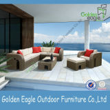 Wholesale Synthetic Rattan Furniture Garden Sofa Outdoor Furniture