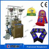 Double Knitting System Jacquard Scarf Making Machine