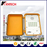 Knsp-13 Industrial Telephone Kntech Telephone Remote Management System