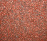 China Tian Shan Red Granite Slabs