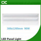 LED Grille Light Rectangle LED 300X1200mm Recessed Panel Light