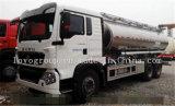 HOWO Oil Tank Truck 28m3 Heavy Oil Tank Truck Trailer