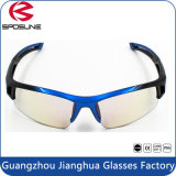 Newest Design Anti Glare Glasses Custom Brand UV400 Sports Sunglasses